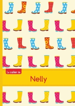 CAHIER NELLY SEYES,96P,A5 BOTTESDEPLUIE