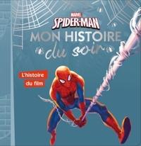 SPIDERMAN, MON HISTOIRE DU SOIR TOUT CARTON