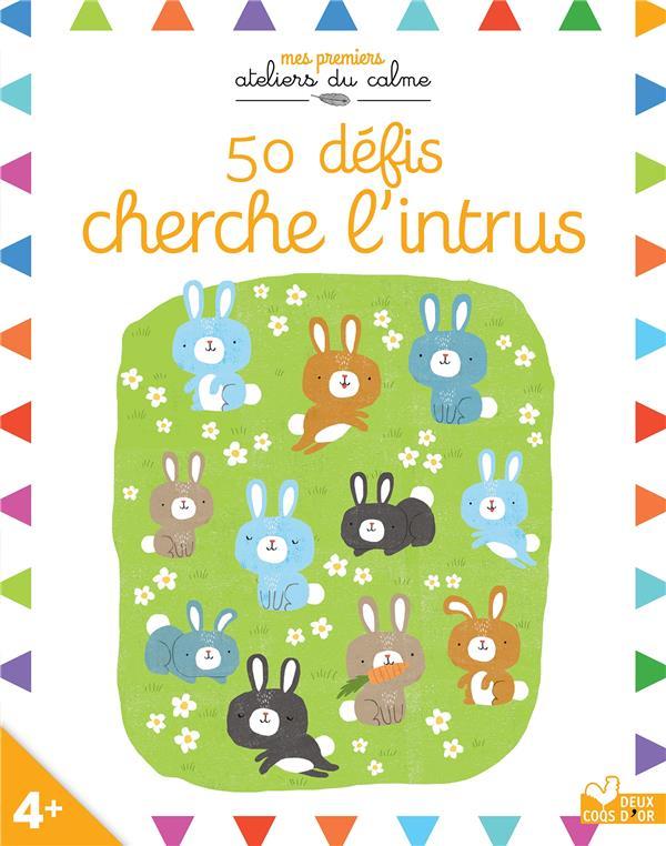50 DEFIS CHERCHE L'INTRUS