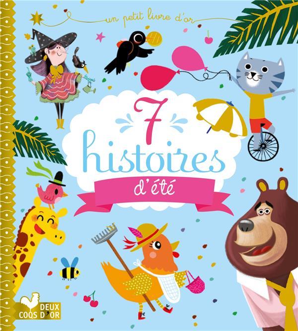 7 HISTOIRES D'ETE - NED