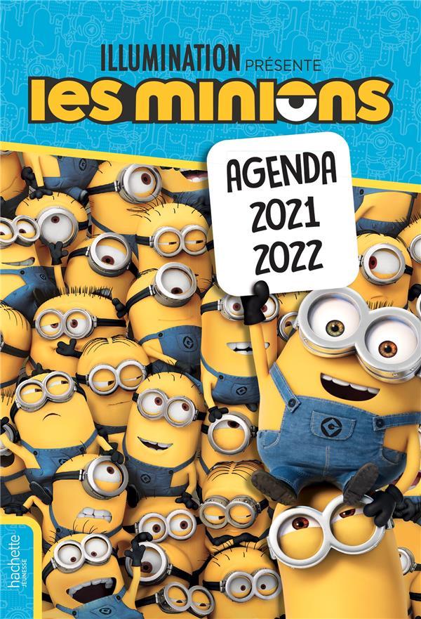 MINIONS - AGENDA 2021-2022