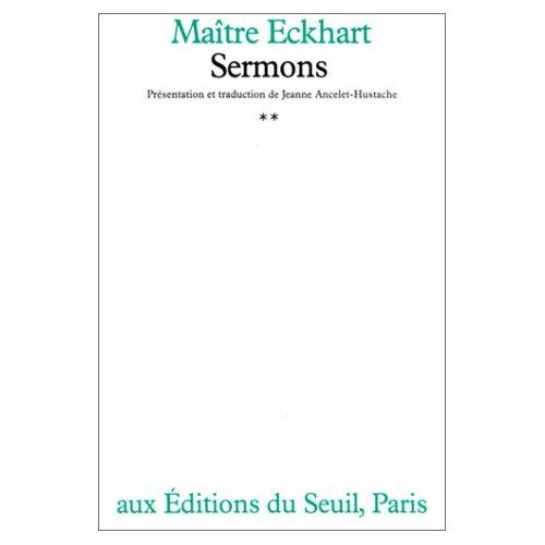 SERMONS - TOME 2