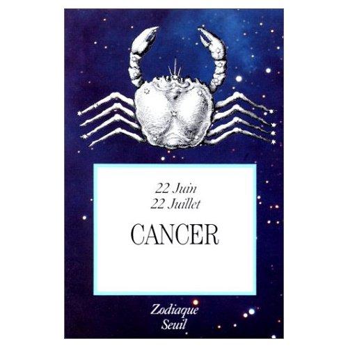 SIGNES DU ZODIAQUE. CANCER (22 JUIN-22 JUILLET)