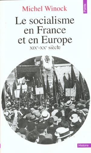 LE SOCIALISME EN FRANCE ET EN EUROPE (XIXE-XXE SIECLE)