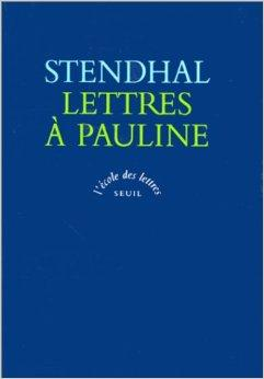 LETTRES A PAULINE
