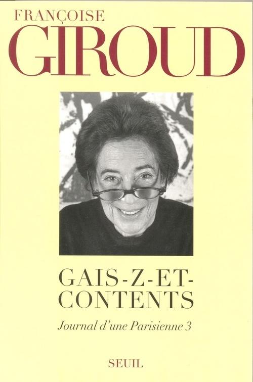 GAIS-Z-ET-CONTENTS. JOURNAL D'UNE PARISIENNE, T. 3 (1996)