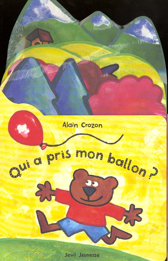 QUI A PRIS MON BALLON ?