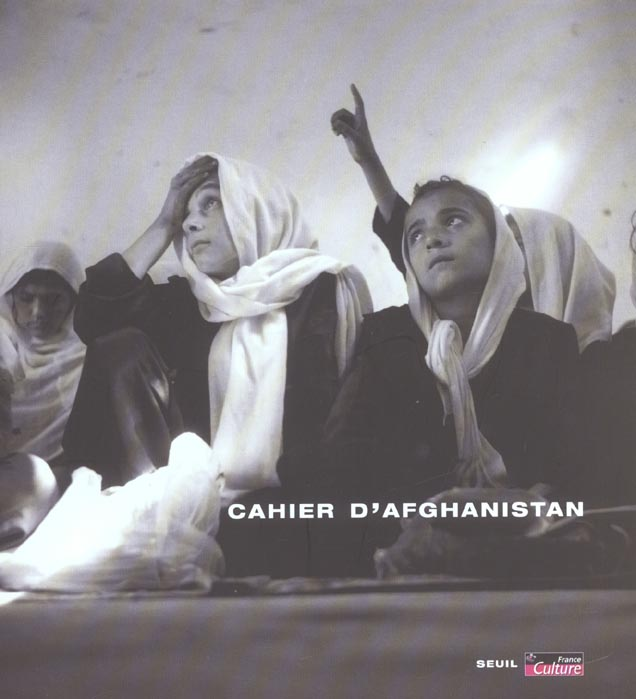 CAHIER D'AFGHANISTAN