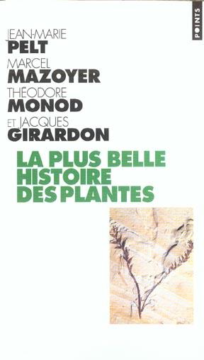 LA PLUS BELLE HISTOIRE DES PLANTES. LES RACINES DE NOTRE VIE