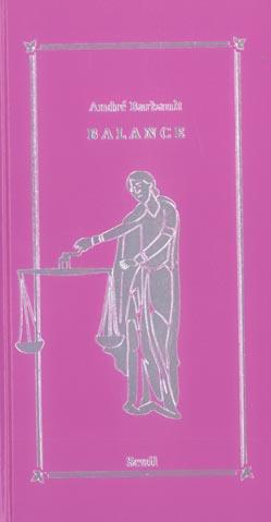 BALANCE (23 SEPTEMBRE-22 OCTOBRE), SIGNES DU ZODIAQUE