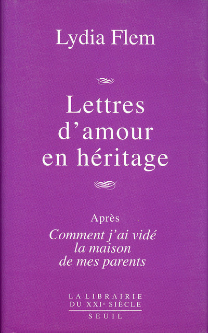 LETTRES D'AMOUR EN HERITAGE