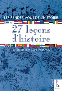 27 LECONS D'HISTOIRE