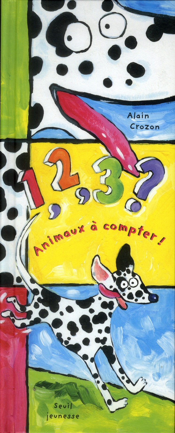 1,2,3, ANIMAUX A COMPTER
