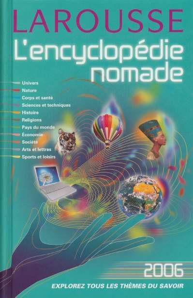 L'ENCYCLOPEDIE NOMADE 2006