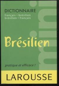 MINI DICTIONNAIRE FRANCAIS--BRESILIEN ET BRESILIEN-FRANCAIS