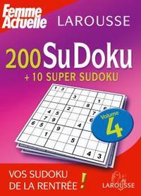 200 SUDOKU - VOLUME 4