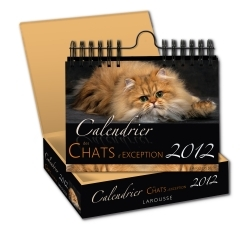 CHATS D'EXCEPTION 2012