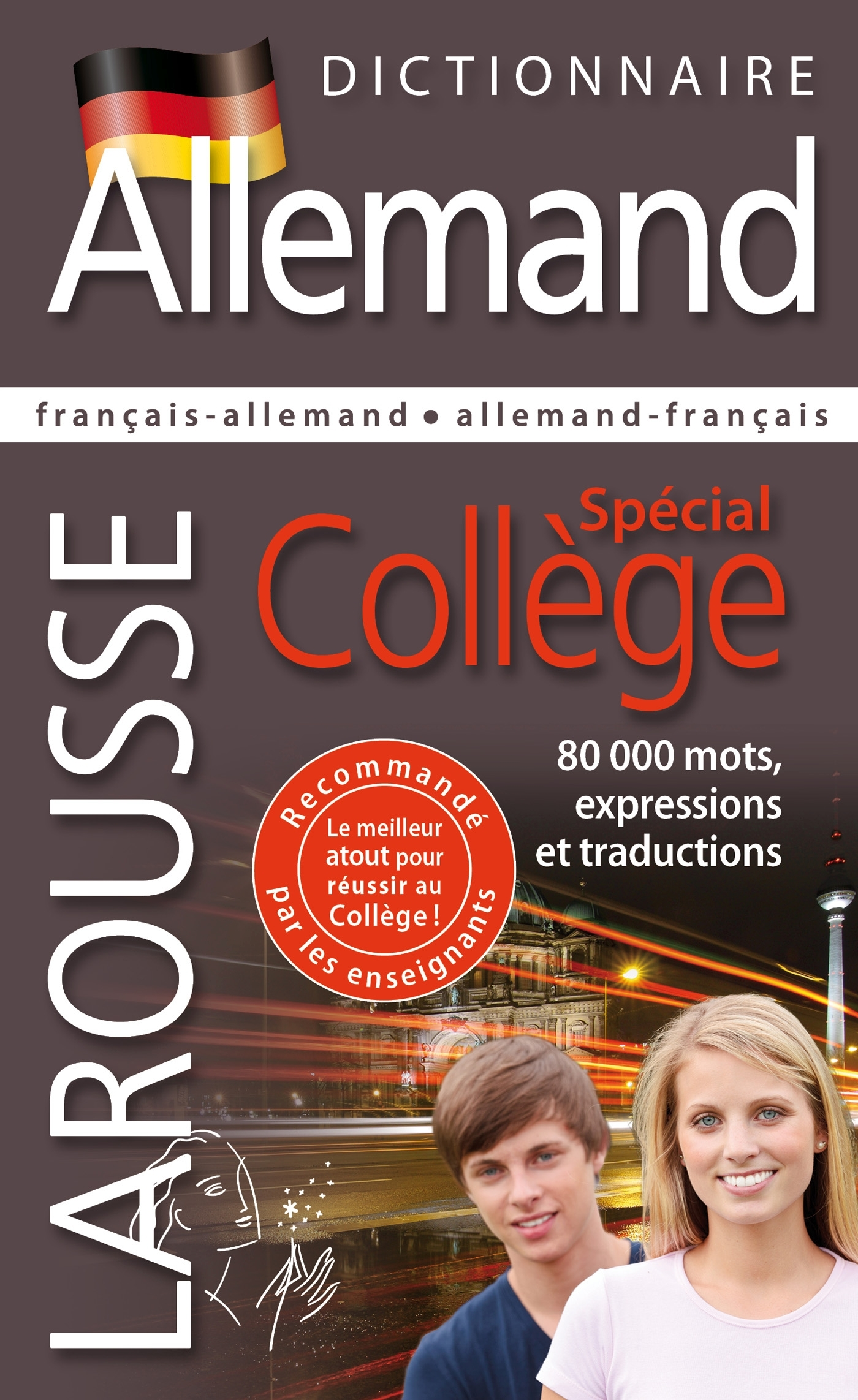 DICTIONNAIRE ALLEMAND - SPECIAL COLLEGE