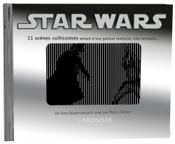 STAR WARS - 11 SCENES CULTISSIMES VENANT D'UNE GALAXIE LOINTAINE, TRES LOINTAINE...