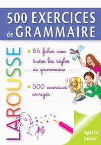 500 EXERCICES DE GRAMMAIRE