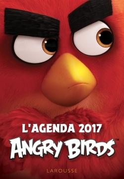 L'AGENDA 2017 ANGRY BIRDS