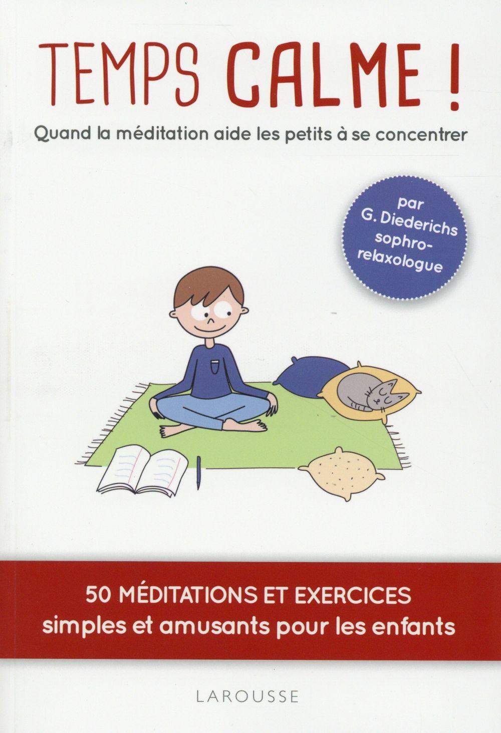 TEMPS CALME ! QUAND LA MEDITATION AIDE LES PETITS A SE CONCENTRER