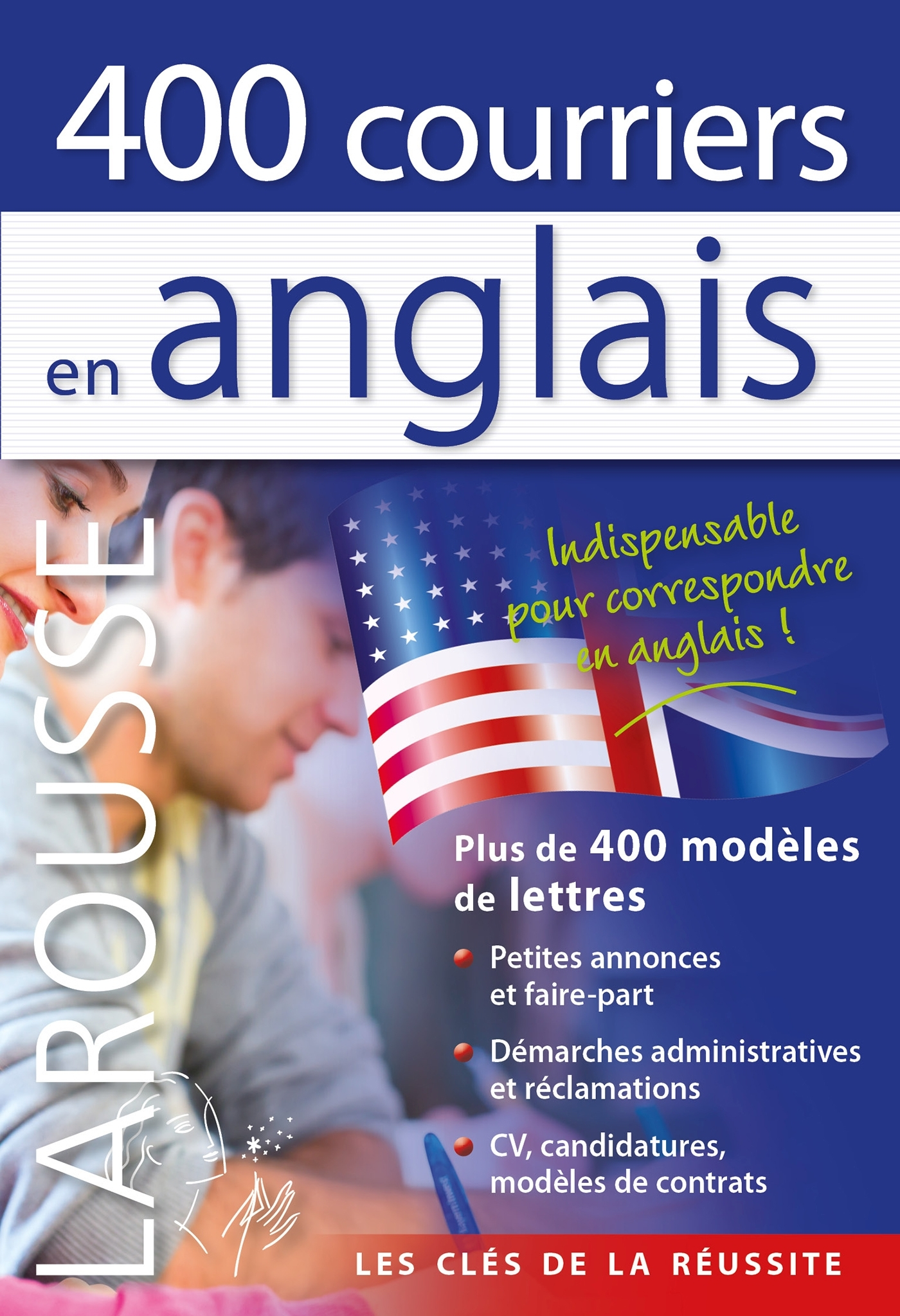 400 COURRIERS EN ANGLAIS