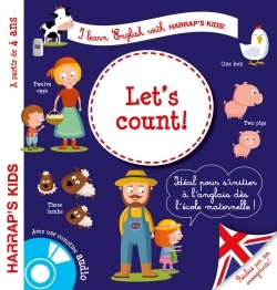 I LEARN ENGLISH : LET'S COUNT !