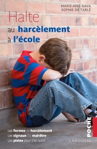 HALTE AU HARCELEMENT A L'ECOLE
