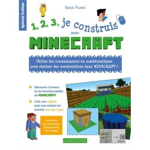 1.2.3 JE CONSTRUIS AVEC MINECRAFT