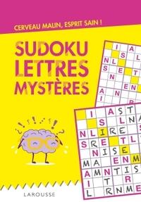 SUDOKU LETTRES MYSTERES