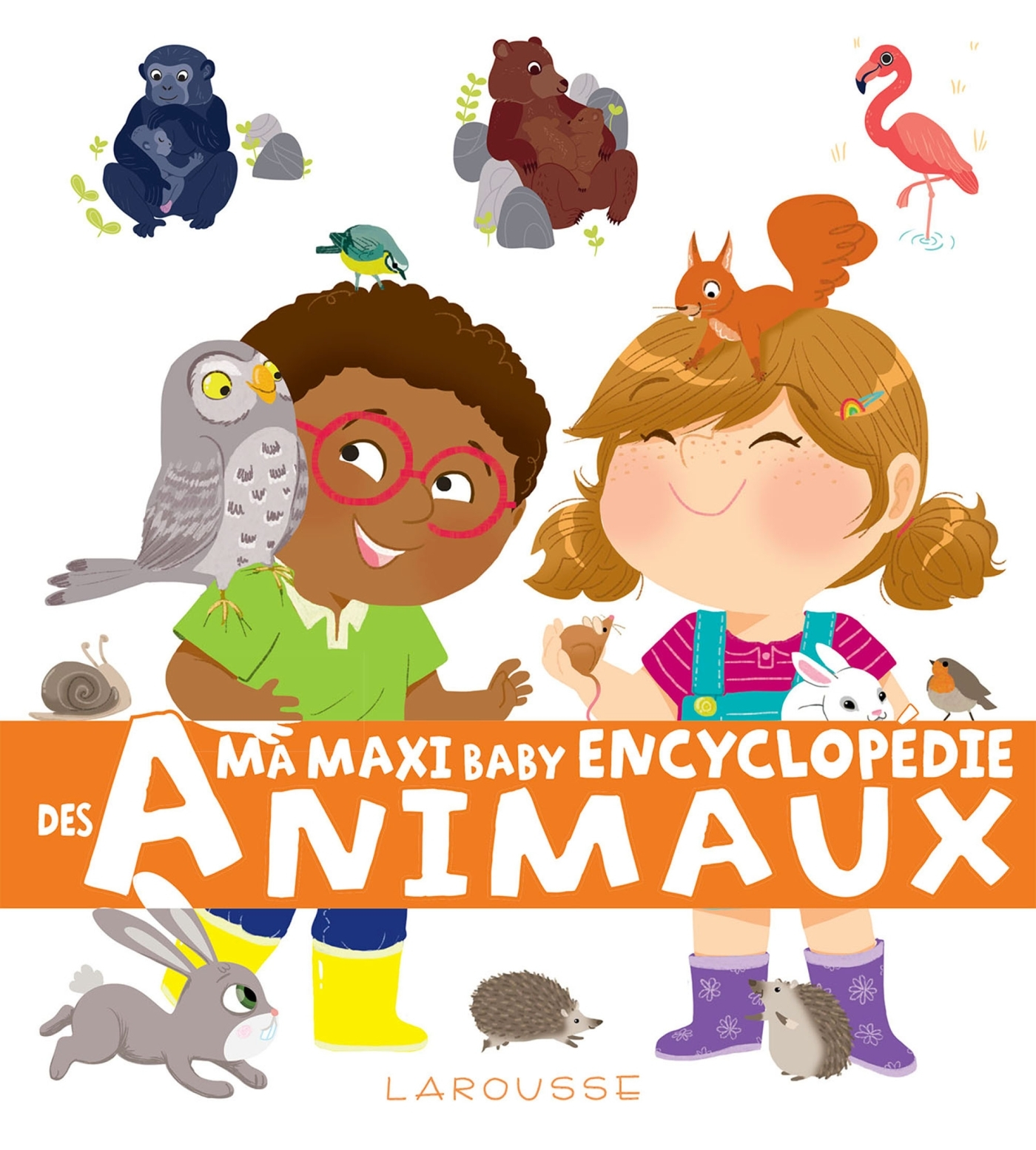 MA MAXI BABY ENCYCLOPEDIE DES ANIMAUX