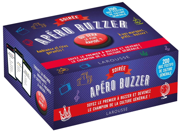 SOIREE APEROS BUZZER