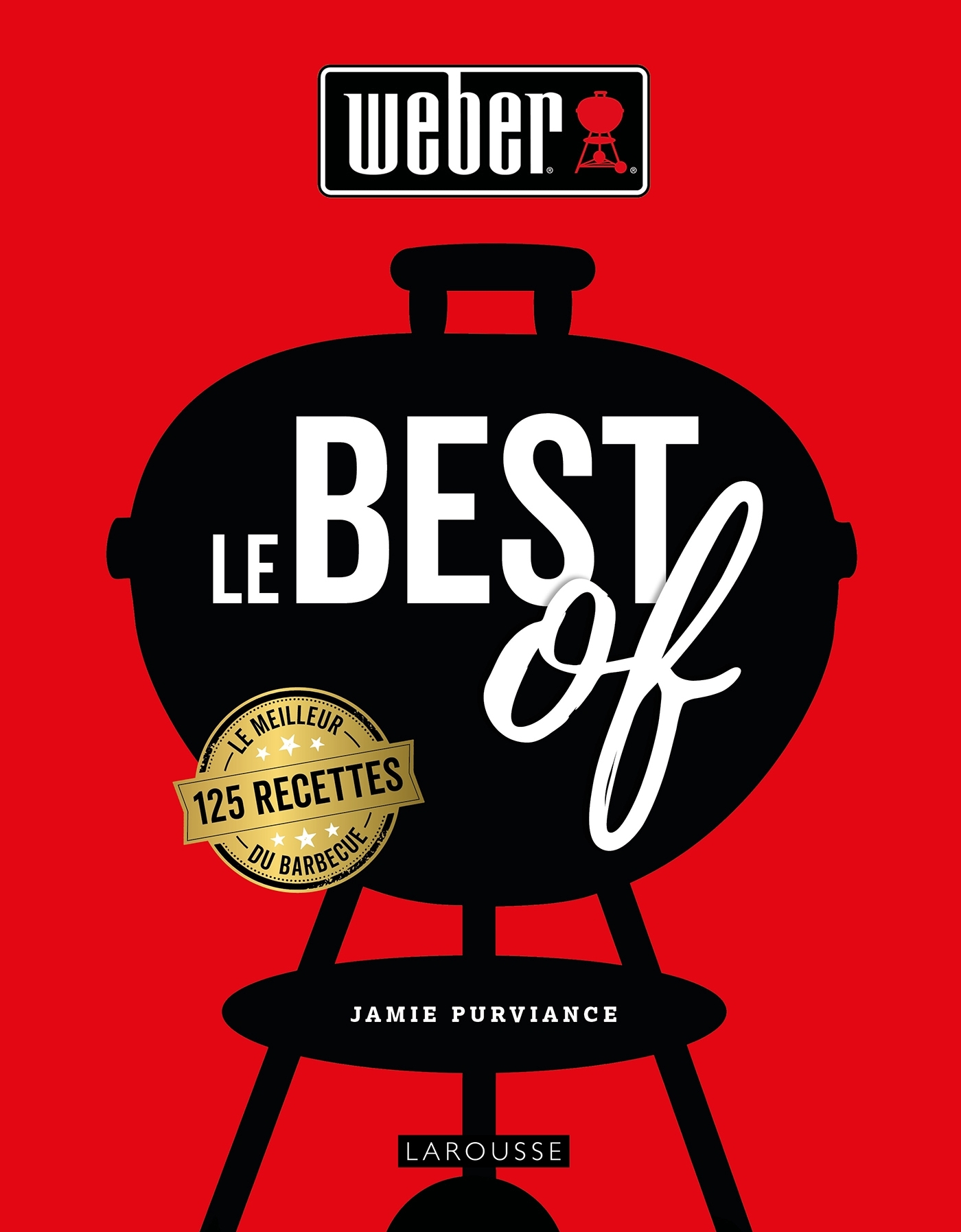 WEBER LE BEST OF