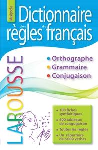 DICTIONNAIRE DES REGLES DU FRANCAIS