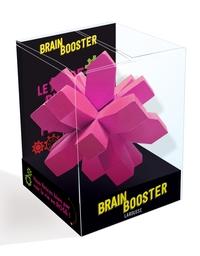 BRAIN BOOSTER/ROSE - VOUS FINIREZ BIEN PAR VOIR LA VIE EN ROSE !