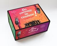 ON CONNAIT LA CHANSON - LA BOITE JEU
