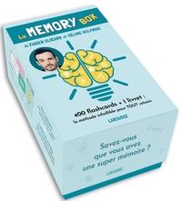 LA MEMORY BOX - 400 FLASHCARDS + 1 LIVRET, LA MEILLEURE METHODE POUR TOUT RETENIR