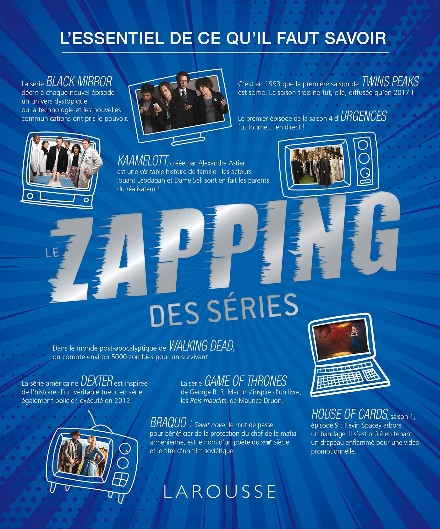 ZAPPING DES SERIES