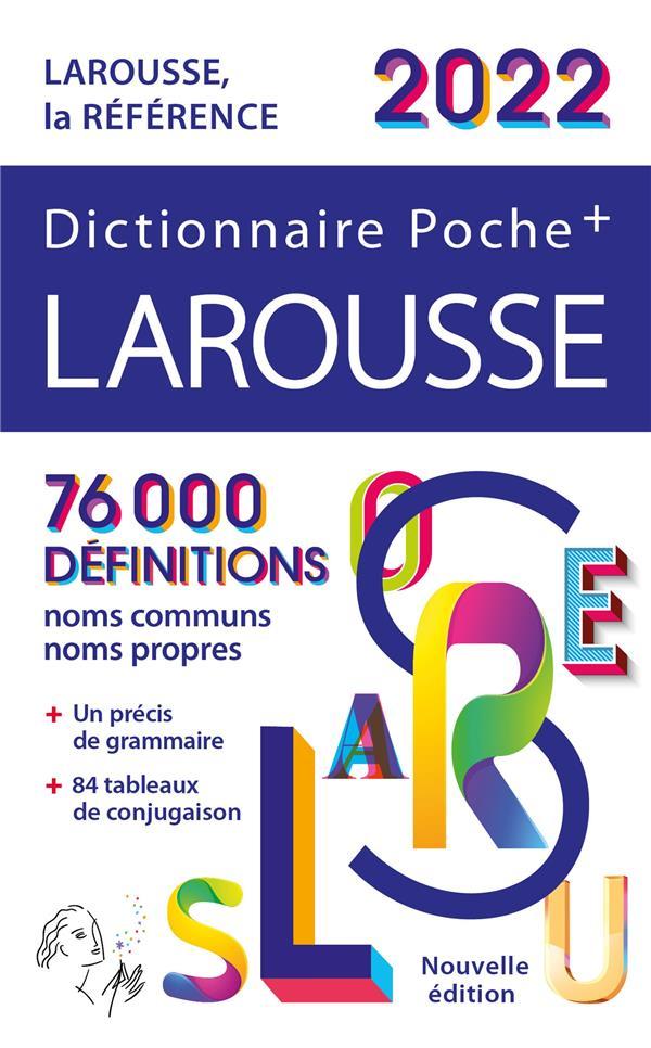 LAROUSSE DE POCHE PLUS 2022
