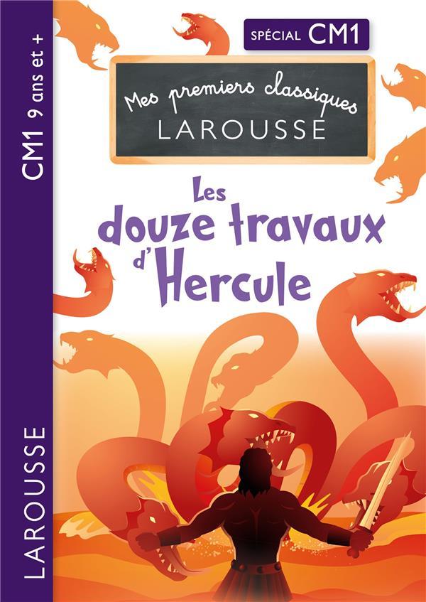 LES DOUZE TRAVAUX D'HERCULE CM1