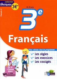 LES BASIQUES FRANCAIS 3E