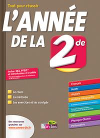 ANNEE DE LA 2DE