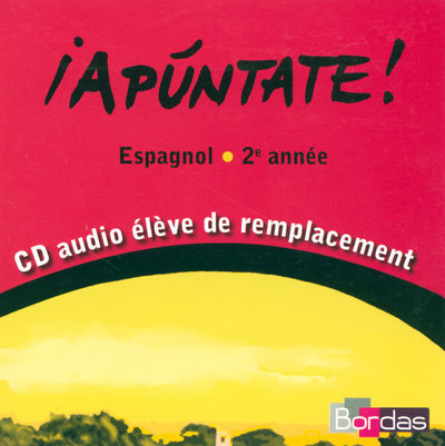 APUNTATE 2E ANNEE CD AUDIO