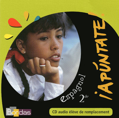 APUNTATE LYCEE 2DE CD AUDIO