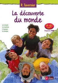 DECOUVERTE MONDE CP-CE1 E 2009