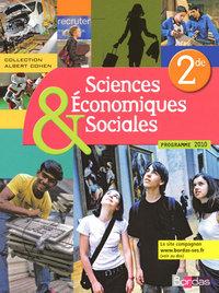 SCIEN ECO SOCIALES 2DE ELEV 10