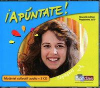 APUNTATE 2DE CD AUDIO 2010