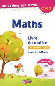 AU RYTHME DES MATHS CM1 LDM+CD
