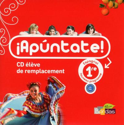 APUNTATE LYCEE 1RE CD ELE REMP